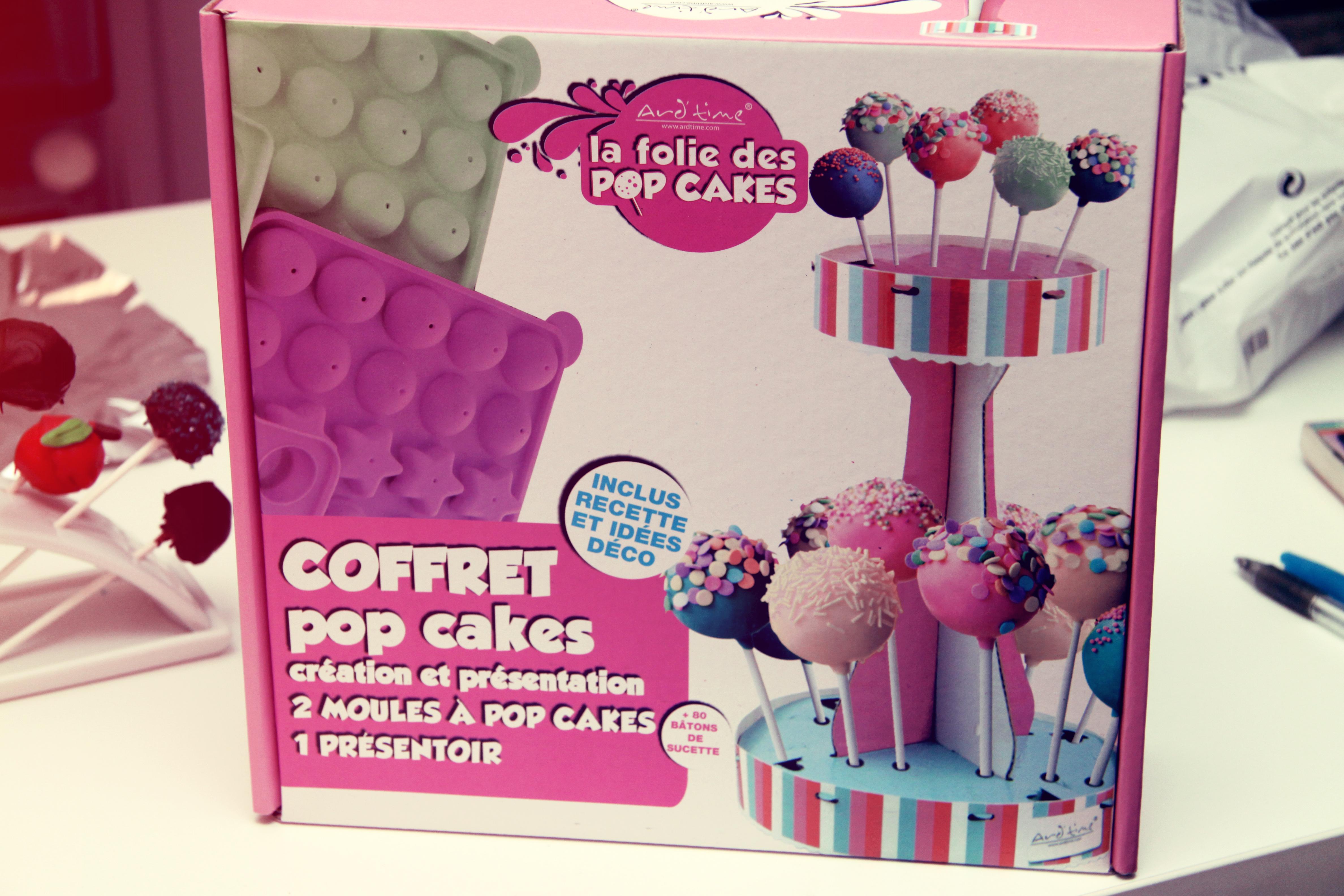 Cake Pop Alice Delice