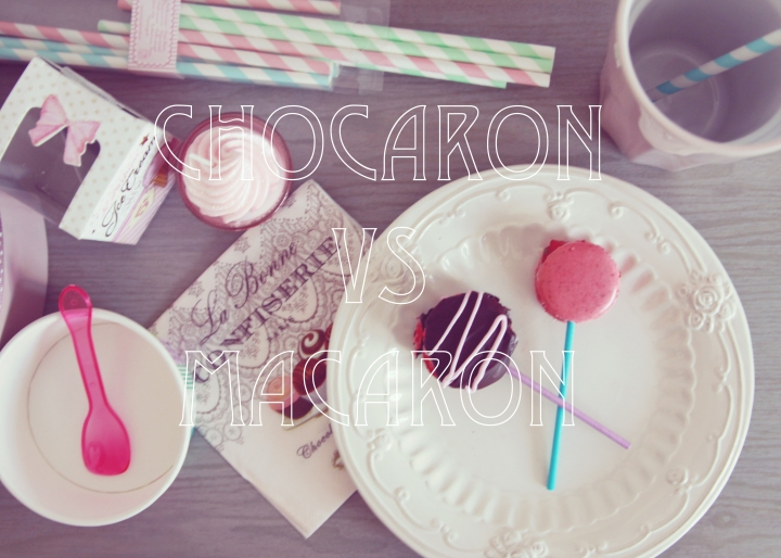 chocaron vs macaron