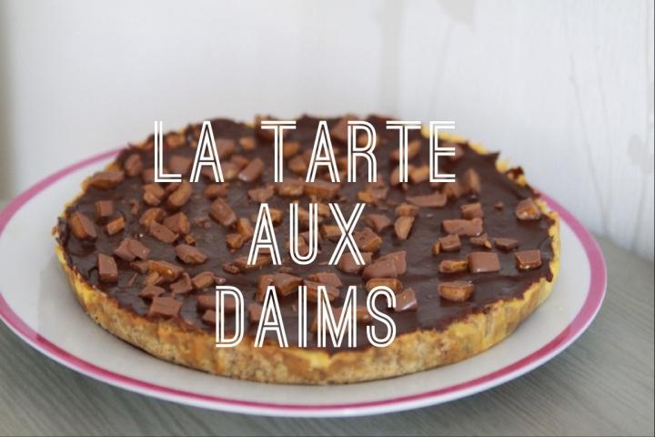 la tarte aux daims