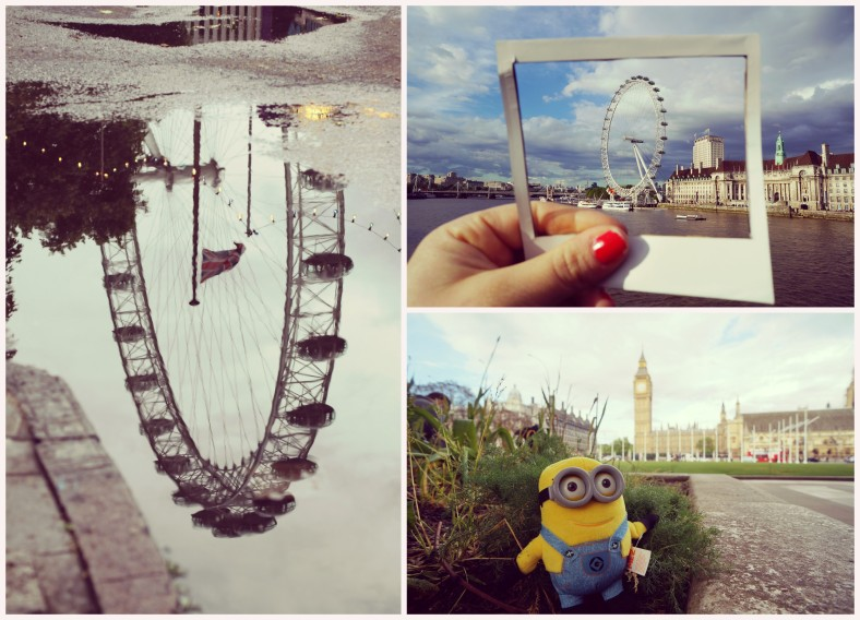 london eye minion