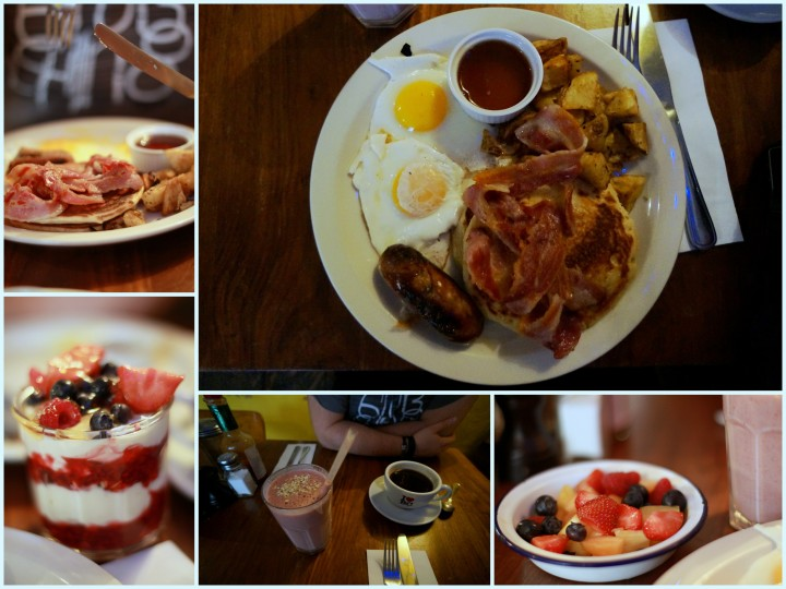 londres selection breakfast club