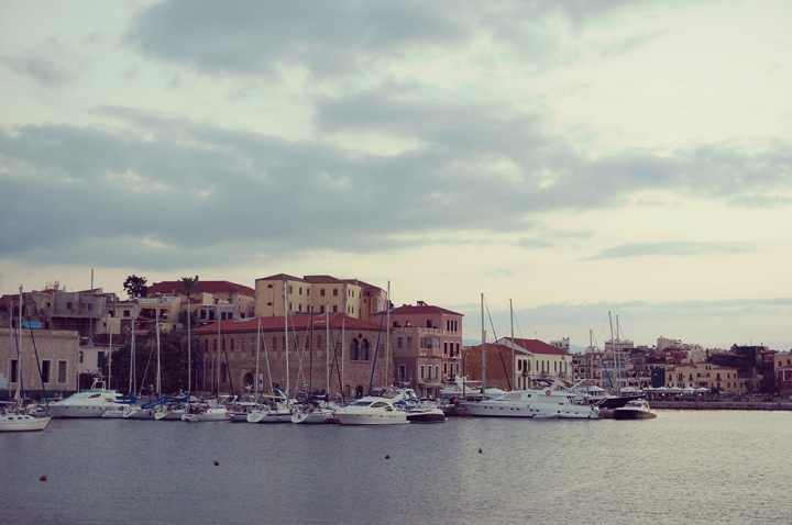 port Chania