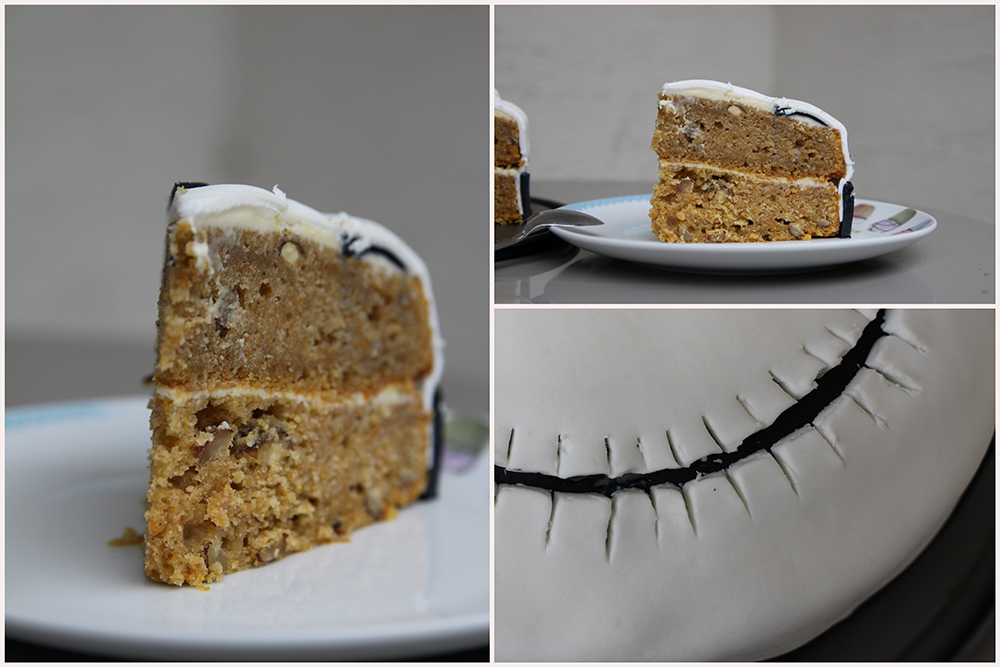 G teau au potiron fa on carrot cake - Cake au potiron sucre ...