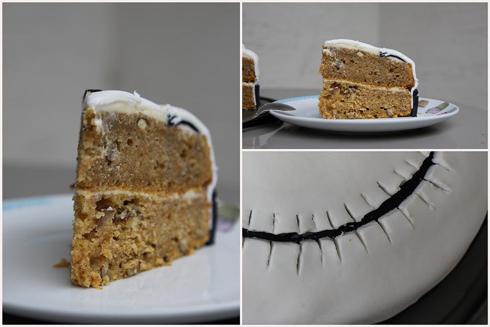 gâteau au potiron