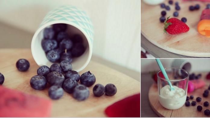 glaces healthy