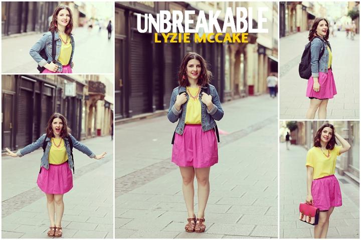 unbreakable lyzie mccake