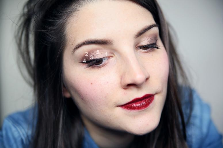 make up zoeva 21