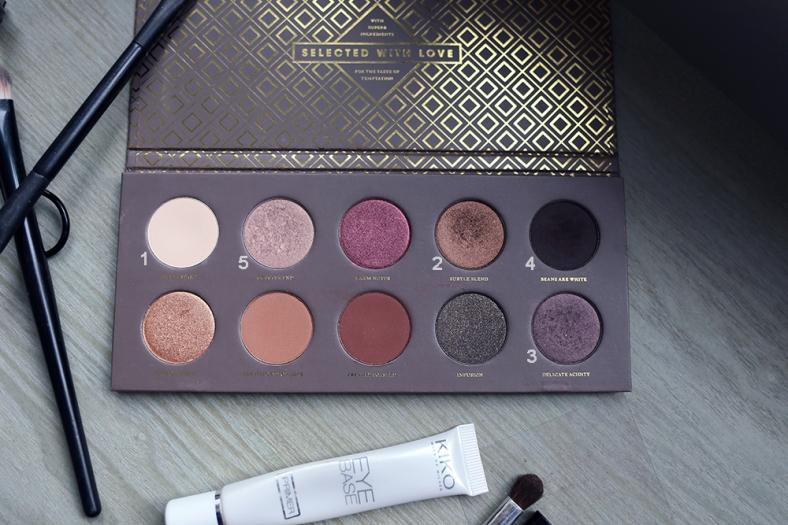 make up zoeva 24
