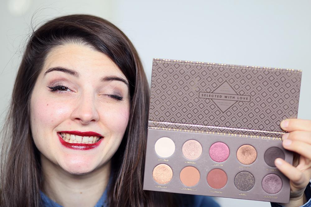 make up zoeva 6