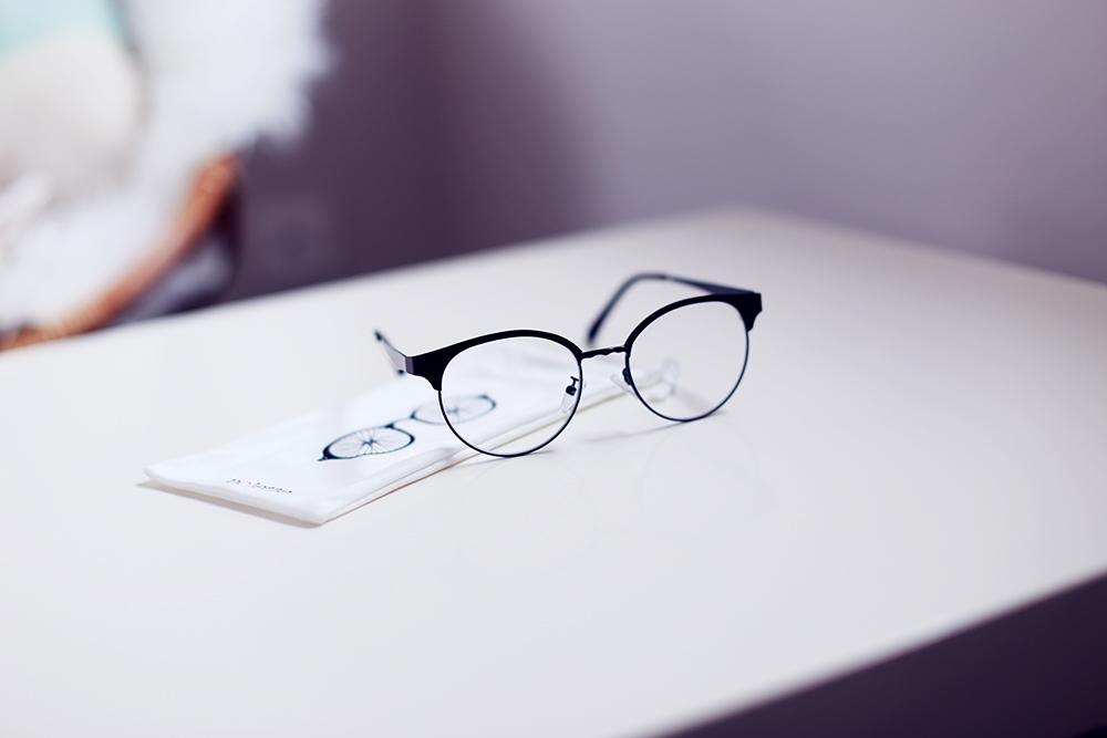 usine à lunettes