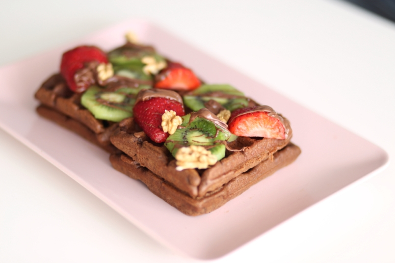 GAUFRE BROWNIE 2