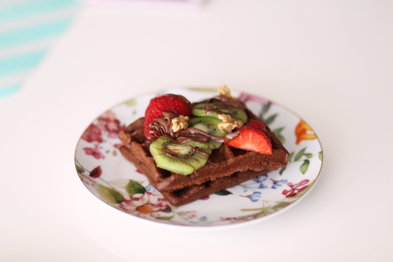 GAUFRE BROWNIE 5
