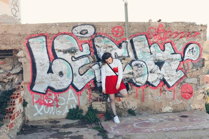 My heart is inBarcelona