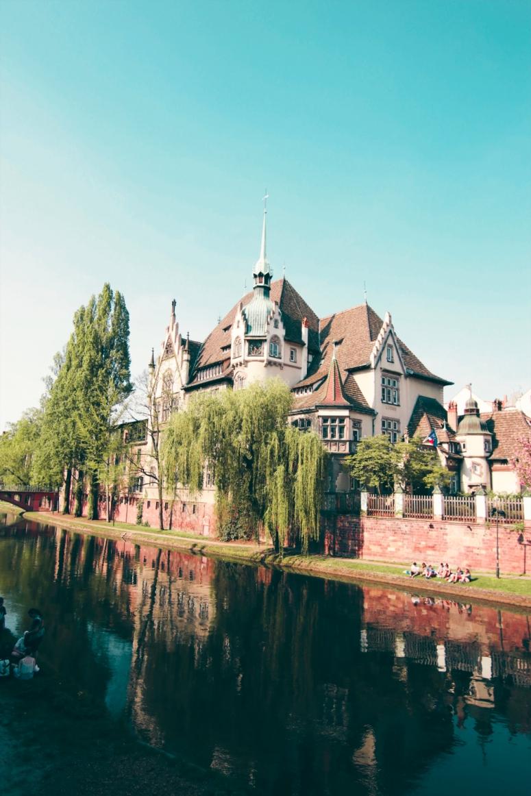 Strasbourg instagrammable