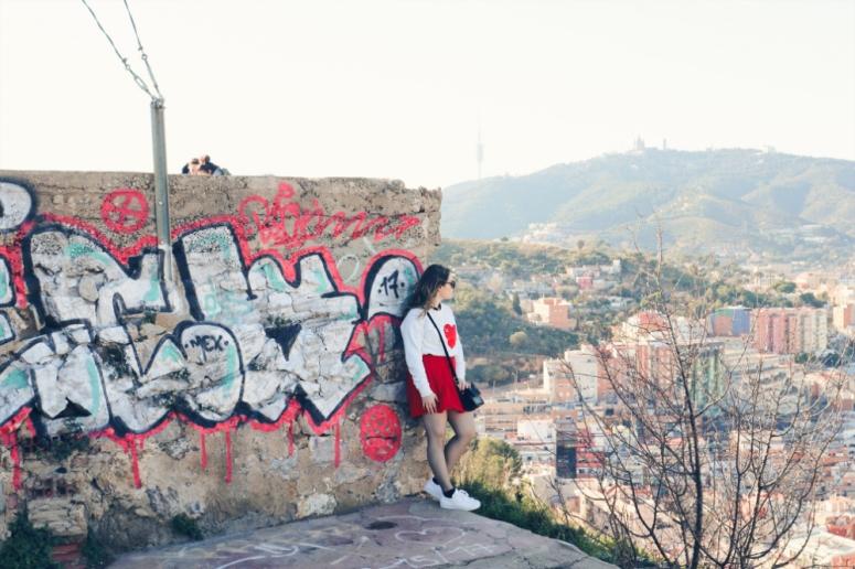 My heart is in Barcelona