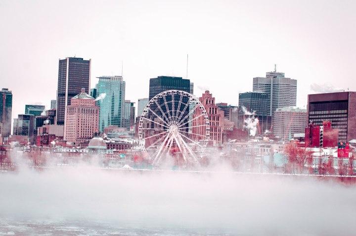 L'hiver québécois, entre mythe etréalité