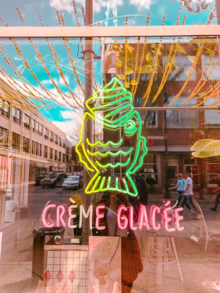 Top 5 crèmes glacées2019
